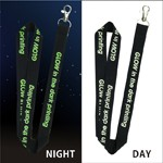Glow in the Dark Lanyards - Glow in the Dark Lanyards