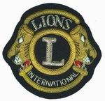 Blazer Badges/ Bullion Badges - Custom Made Bullions