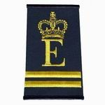 Embroidery Epaulettes/ Shoulder Boards - Embroidery Epaulettes