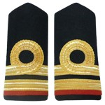 Bar Epaulettes/ Shoulder Boards - Bar Epaulettes