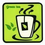 Promotional PVC Coasters - Custom Made PVC Tea Cup Coasters