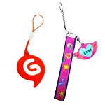 Mobile Phone Charms & Straps - Mobile Phone Charms & Straps
