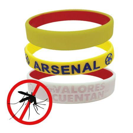 Anti-mosquito Bracelets - Silicone Mosquito Repellent Bracelet