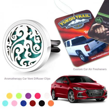 Car Air Fresheners - Custom Car Air Fresheners