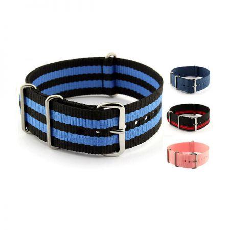 Watch Straps - Custom Fabric Watch Straps