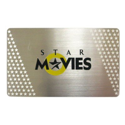 Metal Business Cards - High end business cards leave a lasting impression