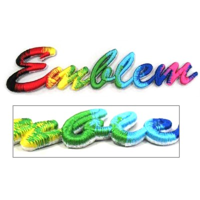 3D Puff Embroidery Patches - Customized 3D Puff Embroidery Patches