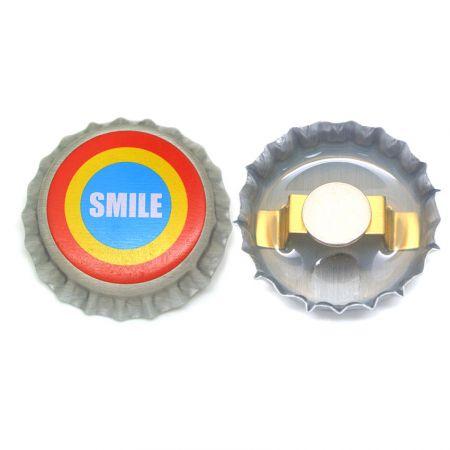 Bottle Cap Lapel Pins - Bottle Cap Lapel Pins