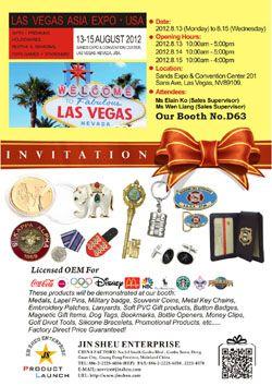 2012 LAS VEGAS ASIA EXPO‧USA