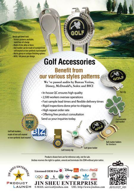 Golf Accessories - Golf Accessories