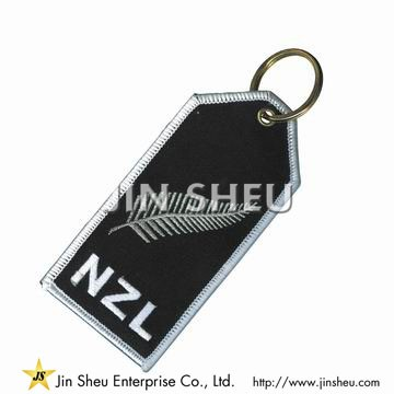 Embroidery Key Tags Manufacturer - Embroidery Key Tags Manufacturer