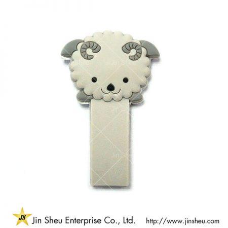 PVC Bookmark - PVC Bookmark