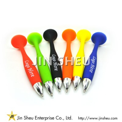 Promotional Silicone Advertising Pens - Promotional Silicone Pen with Custom Logo