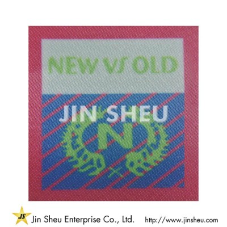 Printing Woven Labels - Printing Woven Labels