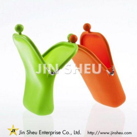Silicone Phone Bag - Retro Silicone Phone Bag
