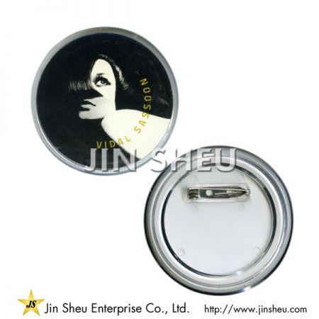 Custom Acrylic Button Badge - Custom Acrylic Button Badge