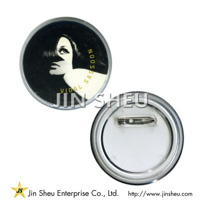 Custom Acrylic Button Badge - Custom Acrylic Button Badge