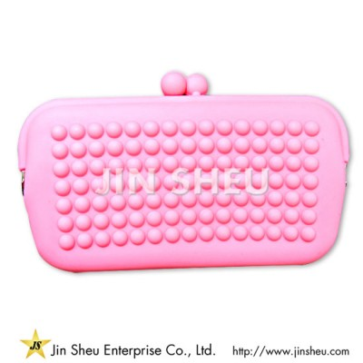Novelty Silicone Wallet - Novelty Silicone Wallet