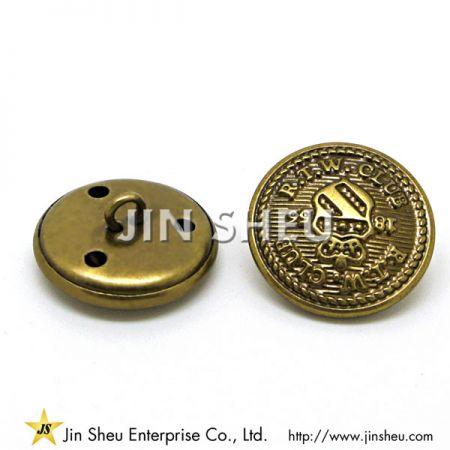 陸軍制服ボタン - 陸軍制服ボタン