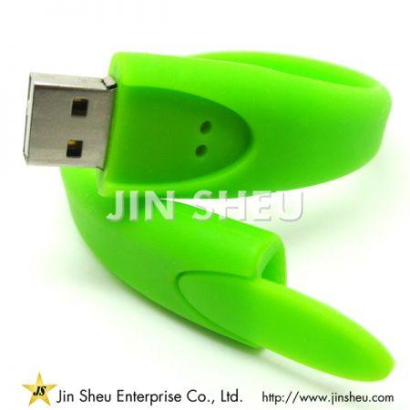 Blank USB Flash Band - Blank USB Flash Band