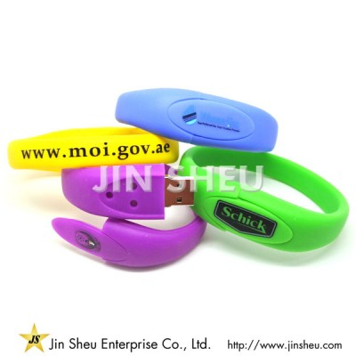 Promotional USB Flash Band