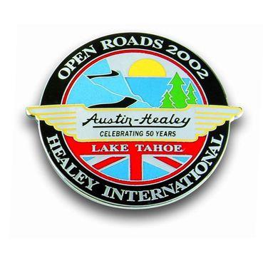 Metal Car Badges - Metal Car Badges