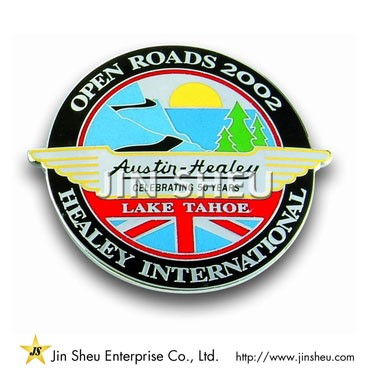 Metal Car Badges