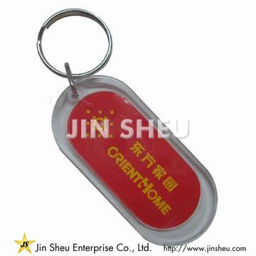 Customized Acrylic Key Chain