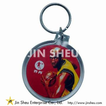 Acrylic Key Chain Manufacturer