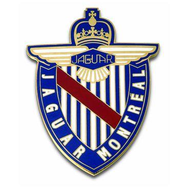 Jaguar Auto Car Emblem