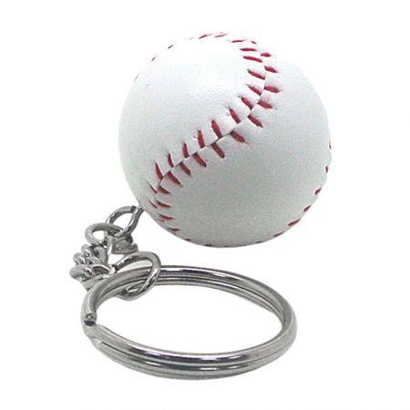 Promotional Baseball Keychain - Baseball Keychain