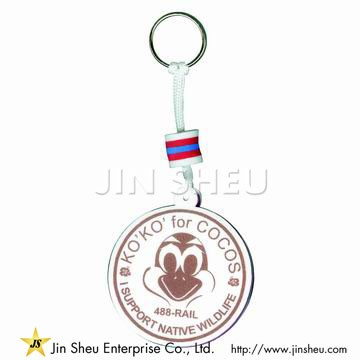 Promotional EVA Key Chain - EVA Key Chain