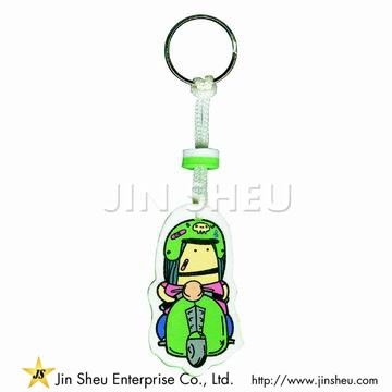 Promotional EVA Key Chain - Promotional EVA Key Chain