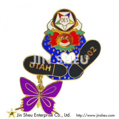 Imitation Hard Enamel Pins