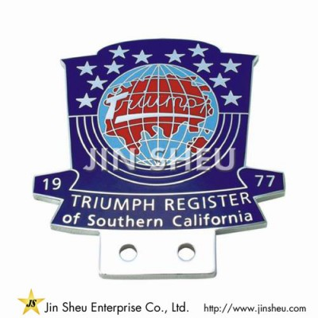 Customized Car Emblems - Customized Car Emblems