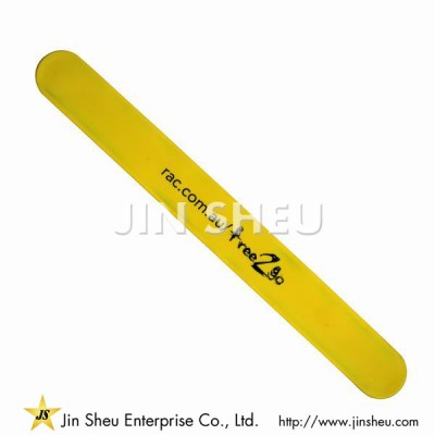 Promotional Silicone Snap Band - Promotional Silicone Snap Band