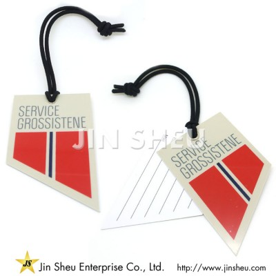 Custom Made Plastic Tags - Custom Made Plastic Tags