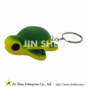Stress Reliever Toys with Keychain