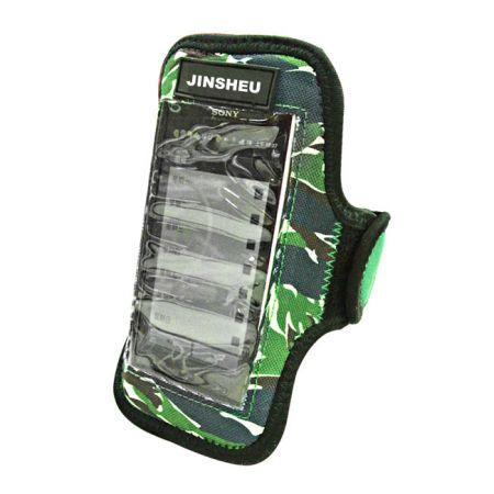 Neoprene Sport Armband - Custom Cell Phone Sport Armband
