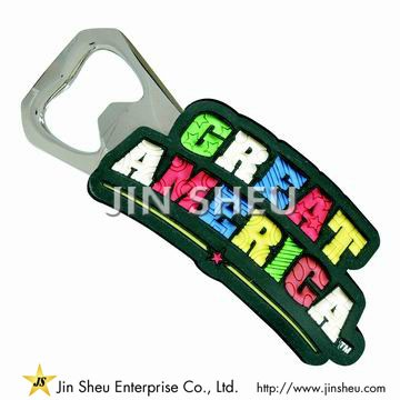 Customized Plastic Bottle Opener - Customized Plastic Bottle Opener