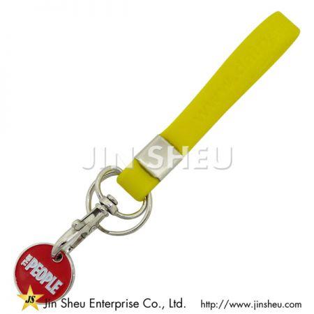 Custom Trolley Token Keychain - Custom Trolley Token Keychain