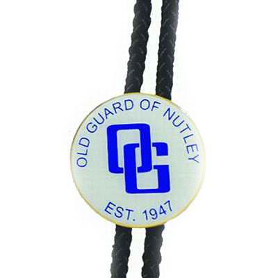 Custom Printed Bolo Tie Necklace - Custom Printed Bolo Tie Necklace
