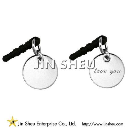 Metal Ear Caps - Metal Ear Caps