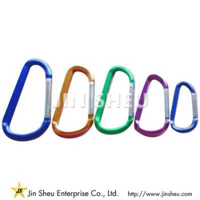 Many Sizes Carabiner Hooks - Many Sizes Carabiner Hooks
