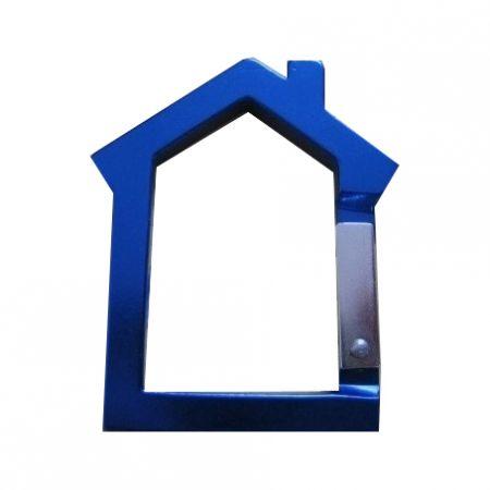 House Shape Carabiner Hooks - House Shape Carabiner Hooks