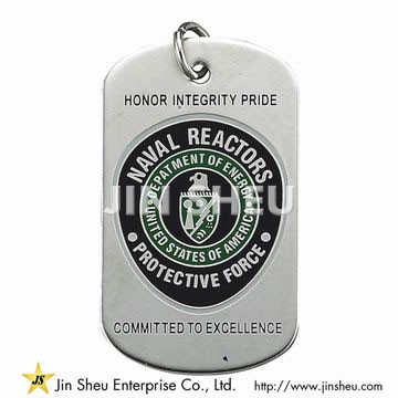 Custom Military Dog Tag - Honor Roll Dog Tag