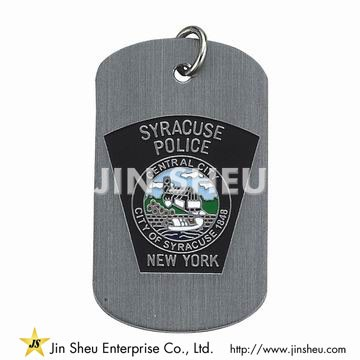 Metal Dog Tags for Police - Metal Dog Tags for Police