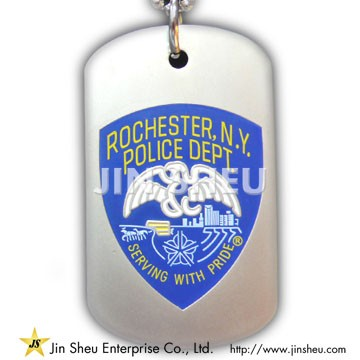 Custom Police Dog Tag - Custom Police Dog Tag