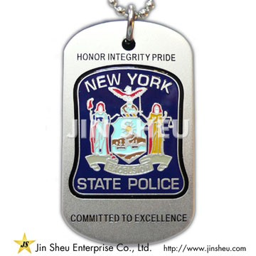 Personalized Dog Tag for Police - Police Dog Tag