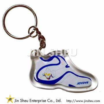 Acrylic Plastic Keychain - Acrylic Plastic Keychain